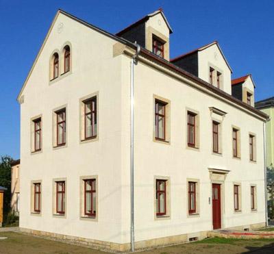 Stadthaus Frontansicht